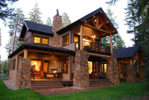 Lodge House Lodge House Plans Lodge Style House Plans Sandpoint
